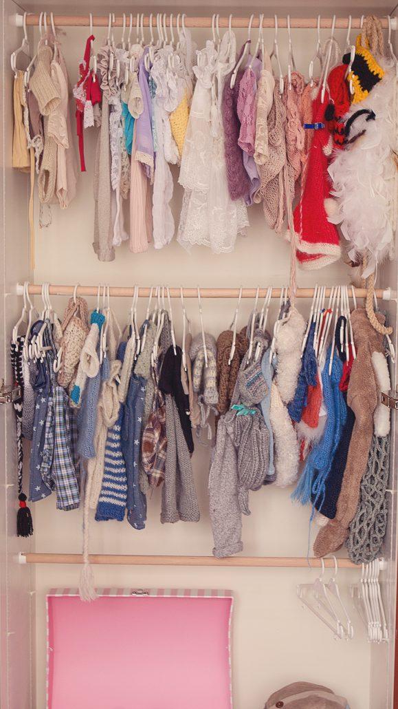 hier sehr ihr eine kleine Auswahl an verschiednen Outfits für die ganz kleinen :)